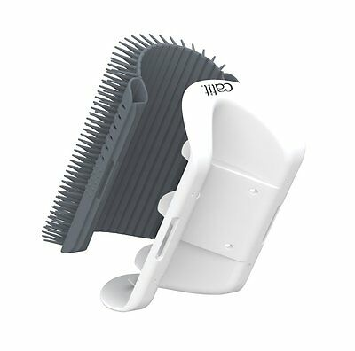 Catit Senses 2.0 Self Groomer Helps remove and collect by Catit 43152 (CTGR) NEW