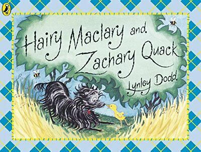 Hairy Maclary and Zachary Quack (Hairy Maclary and ... by Dodd, Lynley Paperback
