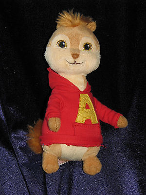 2ac139942e6 NT   Ty Beanie Baby Buddy ALVIN and the Chipmunks ~ NO HANG TAG ...