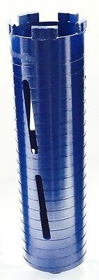 "2"" Dry Diamond Core Drill Bit for Concrete, Stone & Masonry 5/8""-11 Threads"