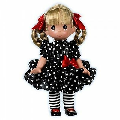 """Precious Moments 12"""" Doll Forever Fashionable Blond + Gift Box New"""