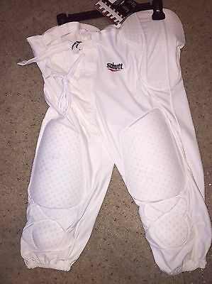 SCHUTT DNA All-In-One Football Pant VARSITY Black or White 7 Pad Pants Adult $45