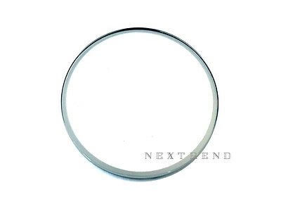 100% Sapphire Crystal Flat Watch Crystals Diameter 20mm~41.5mm(1.5 mm thick)