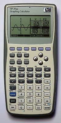 New Original HP 39gs Graphing Calculator