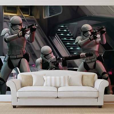WALL MURAL PHOTO WALLPAPER XXL Star Wars Force Awakens  (2742WS)