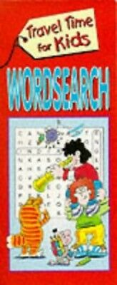 Wordsearch Pad (Travel Time for Kids) by VARIOUS Paperback Book The Cheap Fast