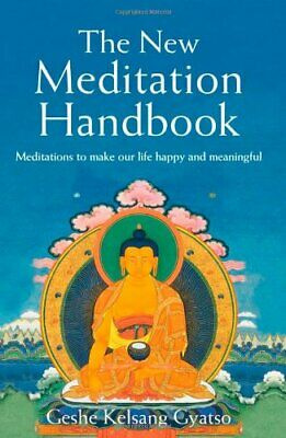 New Meditation Handbook, The: Meditations t... by Kelsang Gyatso Geshe Paperback