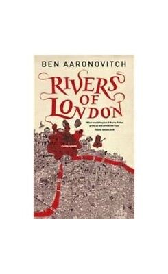 Rivers of London Book The Cheap Fast Free Post