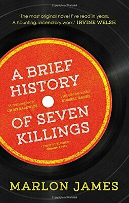 A Brief History of Seven Killings, James, Marlon Book The Cheap Fast Free Post