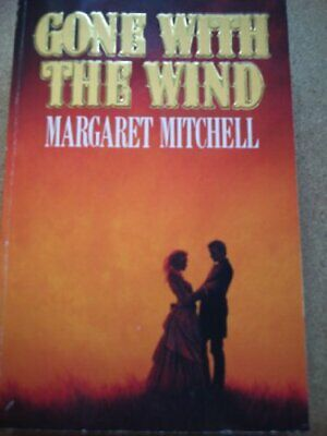 Gone With The Wind by Mitchell, Margaret Paperback Book The Cheap Fast Free Post