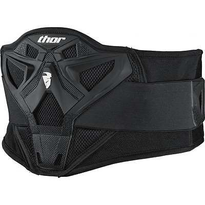 """Thor Adults Sector Motocross Enduro Offroad MX Kidney Belt - Black - 28 to 38"""""""