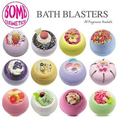 Bomb Cosmetics Bath Blasters All Fragrances & FREE POSTAGE