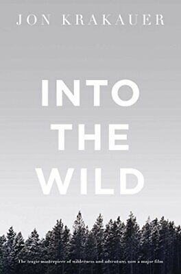 Into the Wild, Krakauer, Jon Paperback Book The Cheap Fast Free Post
