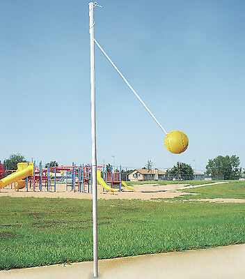 Bison Sports Outdoor in Ground Tetherball Game Set