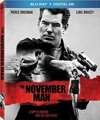 The November Man [New Blu-ray] Ac-3/Dolby Digital, Digitally Mastered In Hd, D