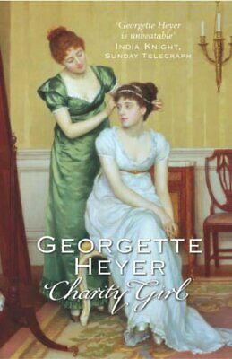 Charity Girl by Heyer, Georgette Paperback Book The Cheap Fast Free Post