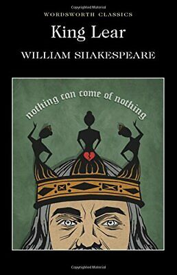 King Lear (Wordsworth Classics) by Shakespeare, William Paperback Book The Cheap
