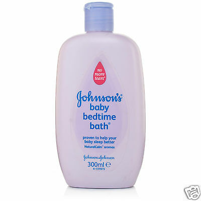 Johnson's Baby Bedtime Bath 300ml Johnsons