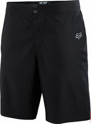 Fox Ranger Mountain  Bike Shorts Black with chamois MTB
