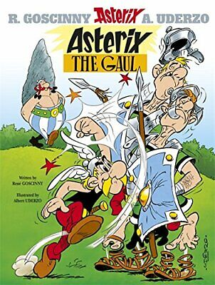 Asterix The Gaul: Album 1 by Albert Uderzo Hardback Book The Cheap Fast Free