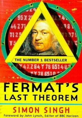 Fermat's Last Theorem by Singh, Simon Paperback Book The Cheap Fast Free Post