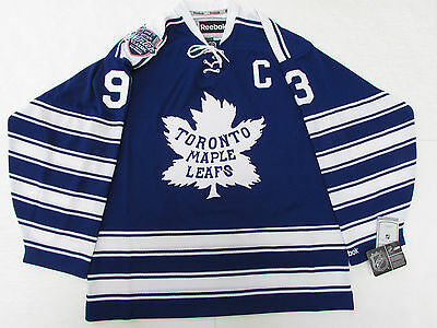 Doug Gilmour Toronto Maple Leafs 2014 Nhl Winter Classic Reebok Hockey Jersey