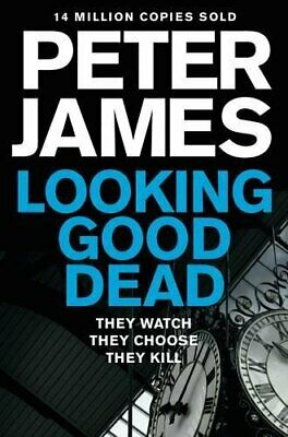 Looking Good Dead (Roy Grace) by James, Peter Book The Cheap Fast Free Post