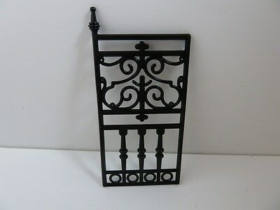 Dolls House Miniature 1 Panel Plastic Railing (5797)