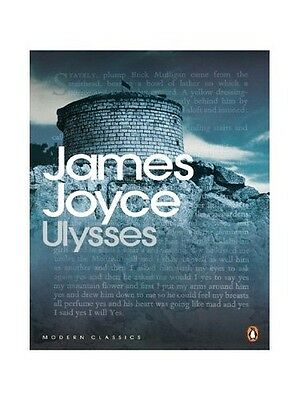Ulysses (Penguin Modern Classics), Joyce, James Paperback Book The Cheap Fast