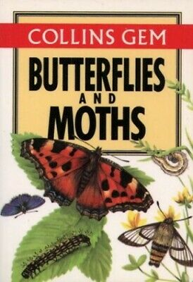 Butterflies and Moths (Collins Gem Guides) by Hargreaves, Brian Paperback Book