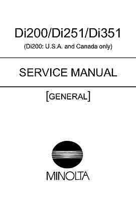 Minolta ep 1030 manual service manual for konica minolta bizhub 1250 1250p 1052 951 array konica minolta konica minolta service manuals 14 99 picclick rh picclick com fandeluxe Image collections