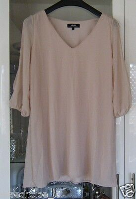 LULUS Long Sleeve Blouse V Neck Open Shoulders  Size: L   New with Tag