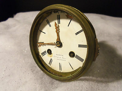 Antique French Raingo Movement