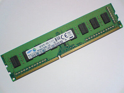 4GB DDR3-1600 PC3-12800 1600Mhz SAMSUNG M378B5173DB0-CK0 PC DESKTOP RAM MEMORY