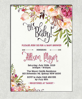 Wedding Shower Invite for best invitations template