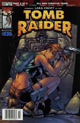 Tomb Raider #22 Vf  Top Cow Image Comics