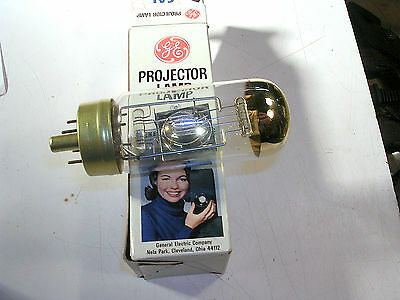 NEW  GE Projector Lamp CLA  300W  120V  GOLD TOP