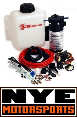 Snow Performance Stage 1 Forced Indcution Water Methanol Injection Kit Turbo