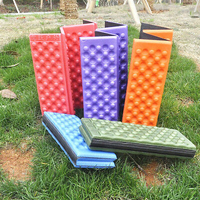Portable Foldable Foam Waterproof Camping Chair Outdoor Cushion Seat Pads