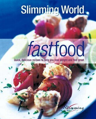 Slimming World Fast Food by Slimming World Hardback Book The Cheap Fast Free