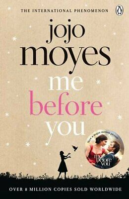 Me Before You by Moyes, Jojo Book The Cheap Fast Free Post