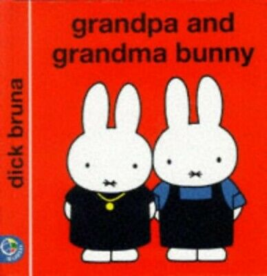 Grandpa and Grandma Bunny (Miffy's Library) by Bruna, Dick Paperback Book The