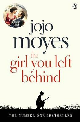The Girl You Left Behind by Moyes, Jojo Book The Cheap Fast Free Post