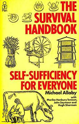 The Survival Handbook by etc. Paperback Book The Cheap Fast Free Post