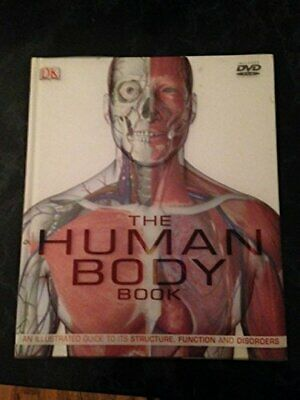 The Human Body Book Book The Cheap Fast Free Post