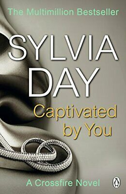 Captivated by You (Crossfire) by Day, Sylvia Book The Cheap Fast Free Post