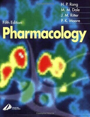 Pharmacology by Moore, Philip Paperback Book The Cheap Fast Free Post