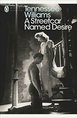 A Streetcar Named Desire (Modern Classics (P... by Williams, Tennessee Paperback