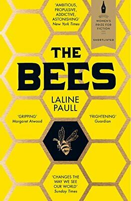 The Bees by Paull, Laline Book The Cheap Fast Free Post
