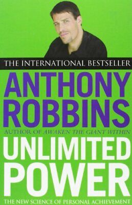 Unlimited Power: The New Science of Personal Achie... by Robbins, Tony Paperback